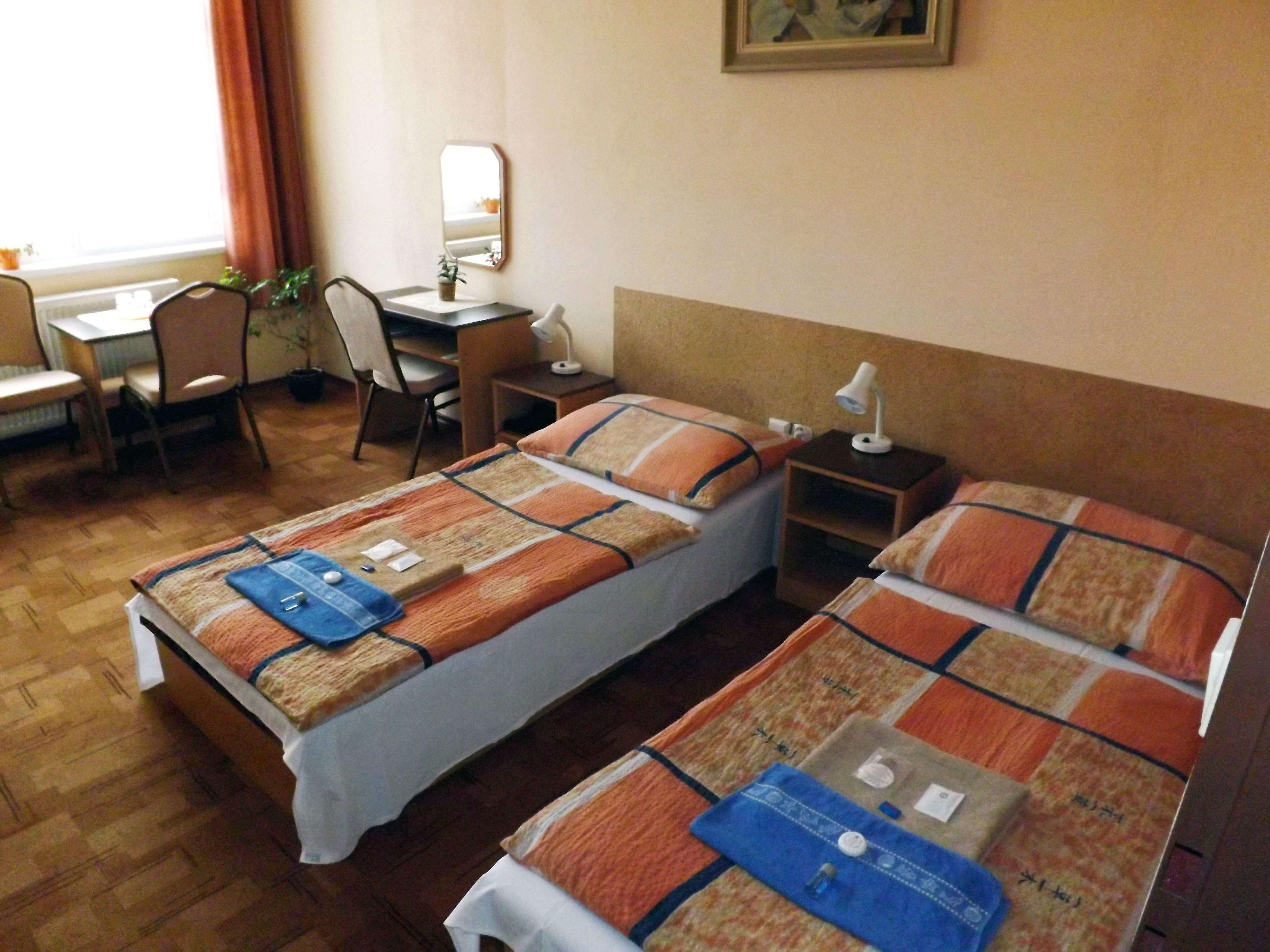 ... Room in hotel Avion in Prostějov ...